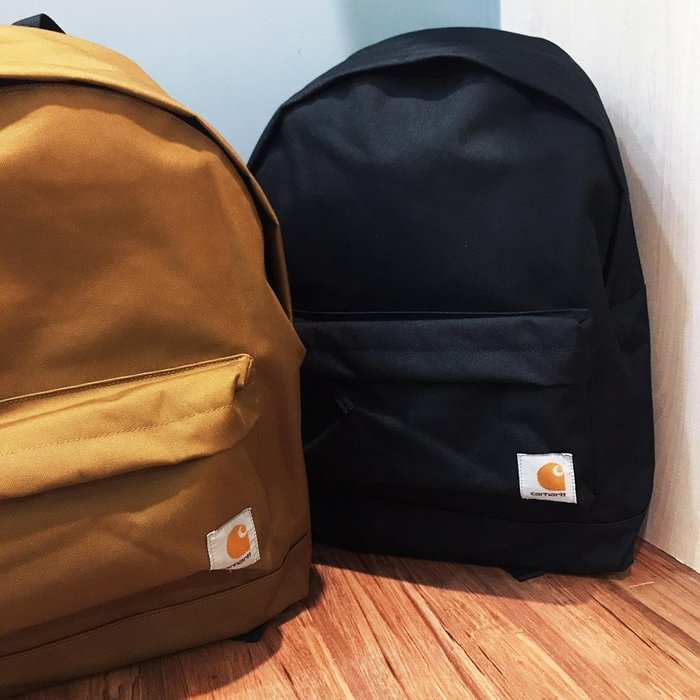 ☆AirRoom☆【現貨】CARHARTT WIP Square Label Backpack A191009 後背包
