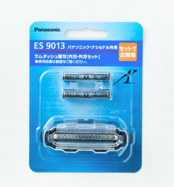《FOS》日本製 Panasonic 國際牌 替換網刃 刀網 刀頭 ES9013 ES-ST29 ES-ST39 耗材
