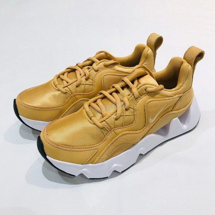 【Dr.Shoes 】Nike RYZ 365 大地色 孫芸芸 麂皮 增高 鋸齒鞋 復古 休閒鞋 BQ4153-701