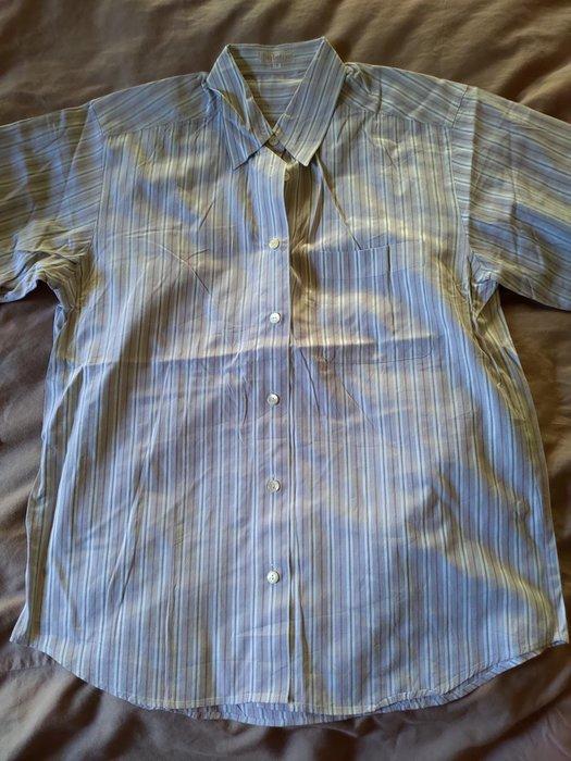 ~櫻花雨~ Burberry 條紋 棉質襯衫 7號