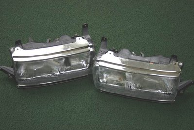 Toyota Land Cruiser Head Lamp , 頭大燈