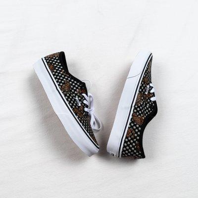 Vans Authentic 韓國 腰花果印花  休閒運動板鞋 男女鞋 2.0VN0A2Z5I19M