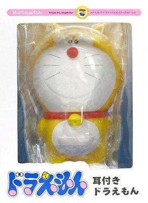 日本正版 Medicom Toy VCD 有耳朵 哆啦A夢 模型 公仔 日本代購