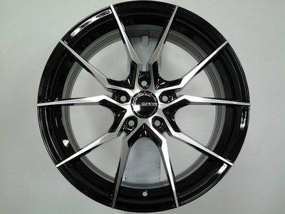 【台中輪胎館】 MAXX M06 17吋7.5J鋁圈 ET38 5X108 歡迎來電詢問 搭配輪胎另有優惠^^