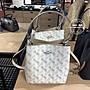 折扣款 全新正品 COACH 236 中款 TOWN BUCKET BAG 三款色 馬車老花帆布 平價版LV 水桶包