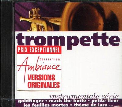 八八 - Compilation et Traditionnel Instrumentale Serie Trompet