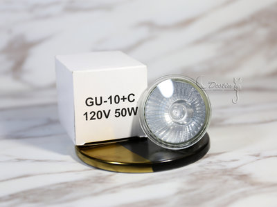 蠟燭暖燈專用燈泡 GU10 COB專業芯片 熱熔燈 鹵素燈泡 調光燈泡 50W