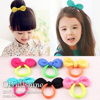 兒童髮飾 韓國兔耳朵可愛女童寶寶髮圈髮繩 QB allshine 17610670