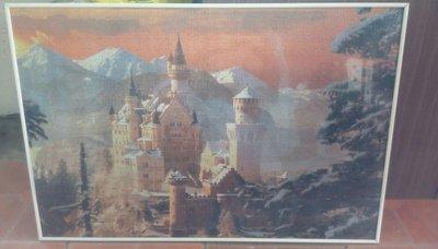 [OV&o] 城堡風景拼圖