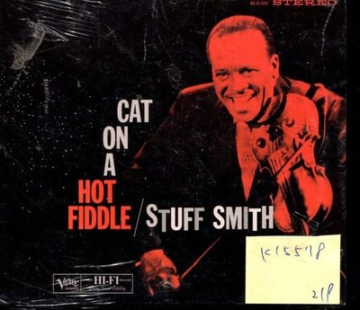 *真音樂* STUFF SMITH / CAT ON A HOT FIDDLE  全新 K15578