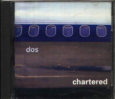 K - dos - chartered - 日版