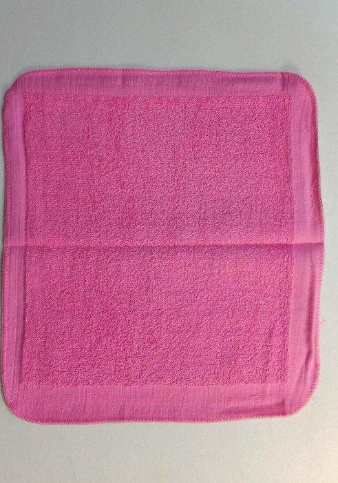 ☆°萊亞生活館 °小方巾 小毛巾 四色毛巾隨機出貨~~特價一條14元
