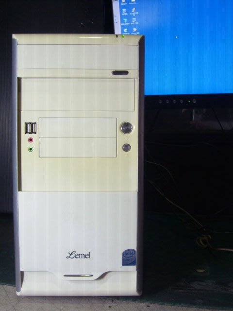 【窮人電腦】聯強雙核工業主機跑Windows 2003系統!桃園中壢以北免費外送!外縣可寄送!
