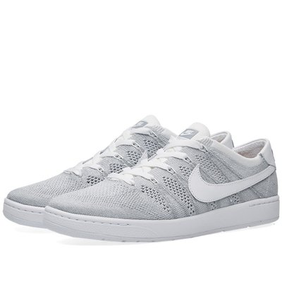 =CodE= NIKE TENNIS CLASSIC ULTRA FLYKNIT 編織網球鞋(灰) 830704-002