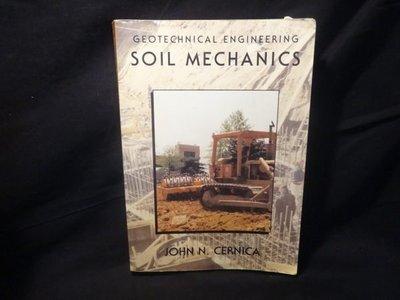 【愛悅二手書坊 10-11】GEOTECHNICAL ENGINEERING SOIL MECHANICS