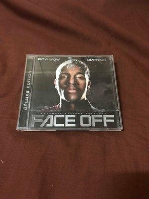 【低價直購  絕版 CD】 Bow Wow & Omarion ~ Face Of  嘻哈 饒舌 CD+ DVD