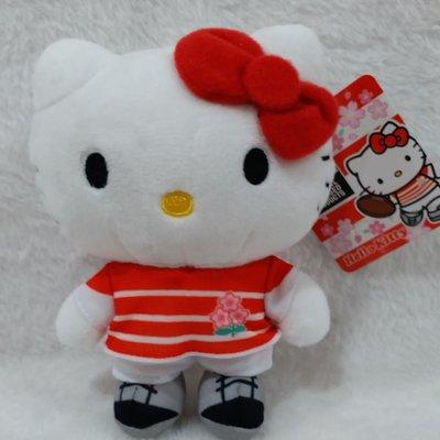 日本三麗鷗HELLO KITTY吊飾玩偶娃娃