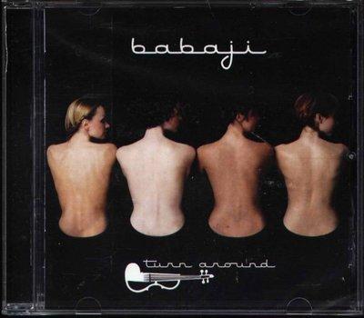 八八 - Babaji - Turn Around - CD - NEW