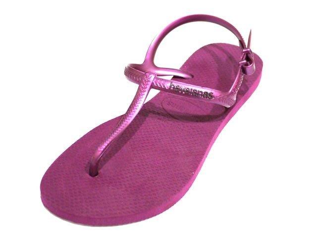 [Ralvi]全新超值Havaianas(哈瓦仕)FREEDOM 涼鞋系列 巴西夾腳拖/人字拖/拖鞋(女款)