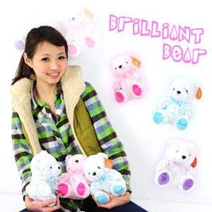 【推薦+】粉粉熊寶寶娃娃P002-1090(小熊玩偶.熊熊娃娃.熊熊玩偶.熊造型玩偶.動物玩偶)