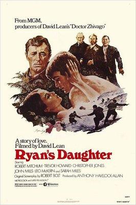 瑞恩的女兒-Ryan's Daughter(1970)(摺式)原版電影海報