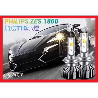【送T10小燈】雙色 LED大燈 汽車大燈 機車大燈 H1 H4 H7 H8 HS1 H11 9006 9005 霧燈