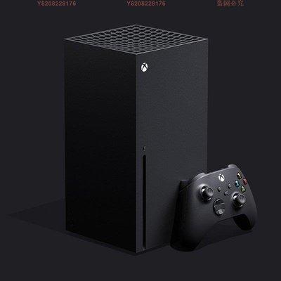 遊戲機微軟Xbox Series S/X主機 XSS XSX主機 XBOX ONE S/X游戲機 現貨娛樂-HL5506