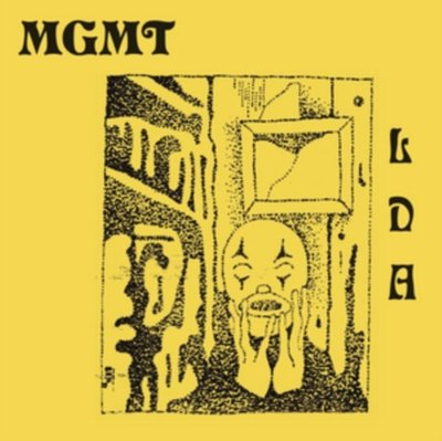 黯黑時代 Little Dark Age / MGMT---88985476052
