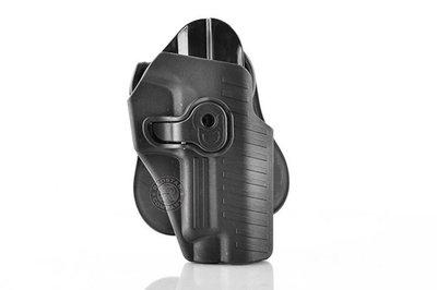 [01] MIESSA P226 快拔槍套 ( 腰掛硬殼BB槍BB彈槍盒槍袋槍套彈匣套彈夾袋短槍手槍P228 P229