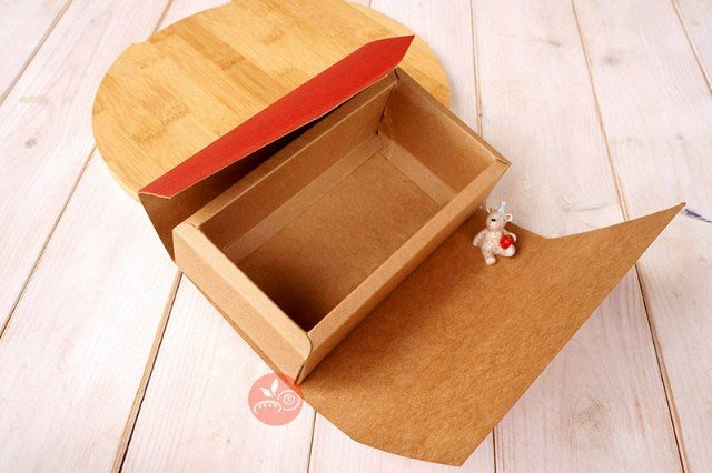封套盒_紅瓦(空盒)_2入_B058-002◎封套盒.紙盒.牛皮.素面.餅乾.西點.包裝盒.禮盒.裝飾另購
