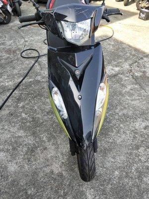 達成拍賣 山葉 RS ZERO RSZ QC CUXI 噴射系統 碼錶 原廠 排氣管 方向燈 車殼 椅子 歡迎詢問