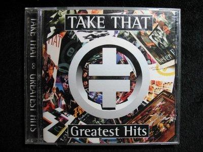 TAKE THAT 接招合唱團 - 深愛超級情歌精選集 - 1996年歐洲版 - 81元起標 R567