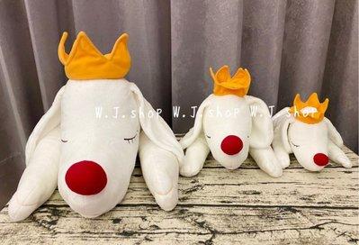 3隻合售☆汪將☆日本正版 奈良美智 yoshitomo nara 皇冠狗 夢遊狗 pup king 布偶 擺飾 SML號