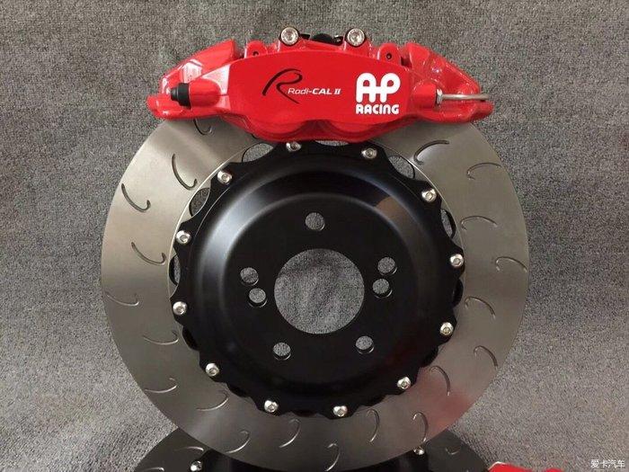 全車霸 AP Racing CP9560 大六活塞 Skoda Karoq Kodiaq Superb Rapid ...