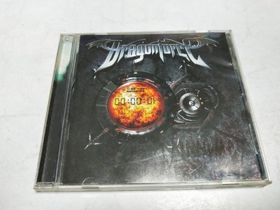 昀嫣音樂(CD52) DRAGONFORCE INHUMAN RAMPAGE