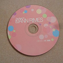 【金玉閣4-1a7】CD~The Best Of LeANN RIMES /LeAnn Rimes