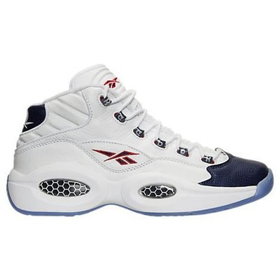 Reebok Question Mid 戰神 Allen Iverson 御用鞋款 US78910111213