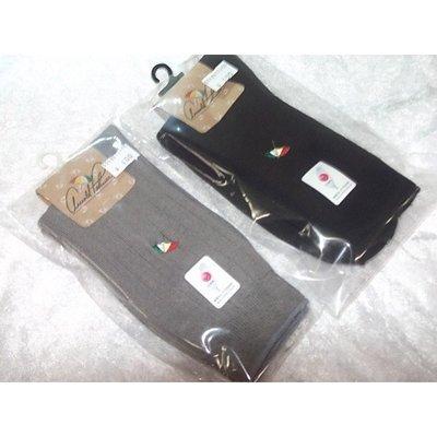 台灣製 雨傘牌 寬口襪 純棉襪 襪子 學生襪  白襪 黑襪 4/3襪 中筒襪