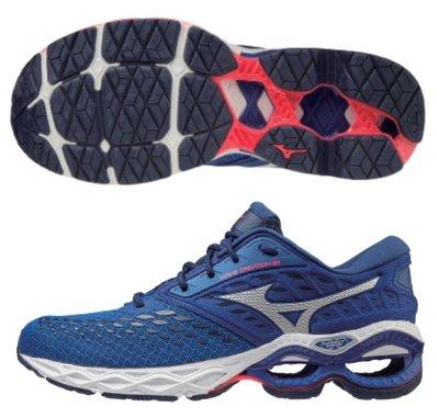【棒球帝國】 Mizuno 美津濃 2020 WAVE CREATION 21 男慢跑鞋 J1GC200101