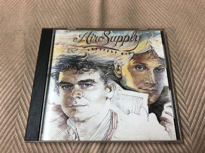 【李歐的音樂】近全新Arista唱片 AIR SUPPLY Greatest Hits 日版版 CD 無IFPI 下標賣