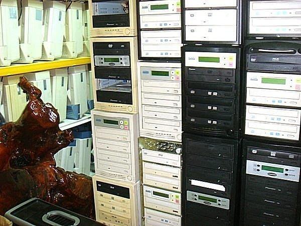 1對1,3,5,7 Bedste頂創.Vinpower.信億ACARD DVD 對拷機 ide SATA控制器 拷貝機