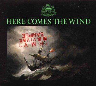 K - ENVELOPES - Here Comes The Wind- 日版 +4BONUS