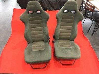 日本 正品 BRIDE 可調賽車椅 非怪獸椅 SPARCO ek eg si dc2 dc5