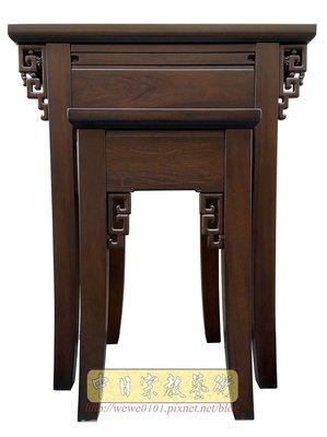 神桌嚴選 2尺9黑紫檀小佛桌 實木公媽桌精選樣式 居家小佛堂佛像供桌設計