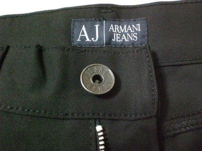 《降降》ARMANI JEANS‧歐洲時尚精品 亞曼尼 牛仔褲 ALL NEW COLLECTION ~~