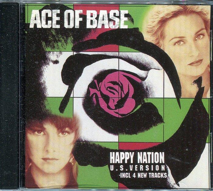 【塵封音樂盒】王牌合唱團 Ace Of Base - 快樂國度 Happy Nation