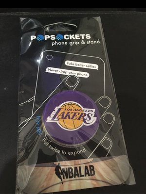 Popsockets NBA 湖人隊 詹皇手機專用