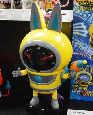 東京都-非神奇寶貝-妖怪手錶 巨大版 USA兔(此商品需自行組裝.組裝起高約24公分 ) 現貨