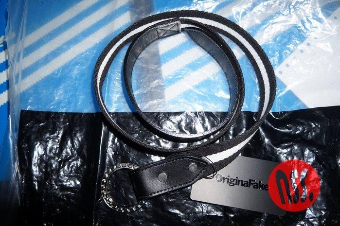 【NSS】ORIGINAL FAKE kaws Circle Teeth Double Ring Belt