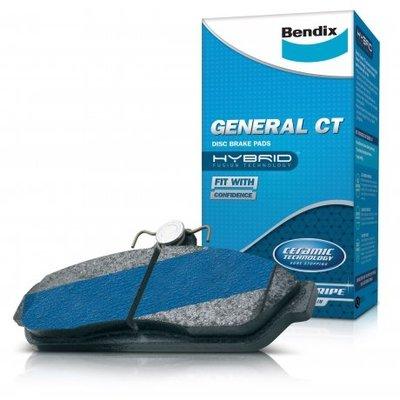 BENDIX 奔得士 GCT 陶瓷鈦條紋 福特 FORD FORD ESCAPE 4WD/2WD 06-08 前來令片